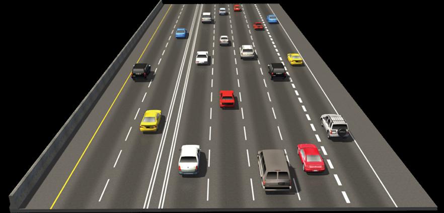 I-10 Express Lanes Widening